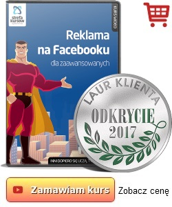 Reklama na FB dla zaawansowanych