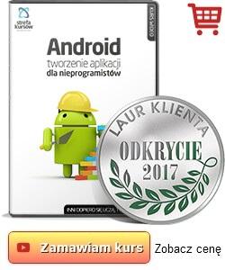 Tworzenie aplikacji na Androida dla nieprogramistów