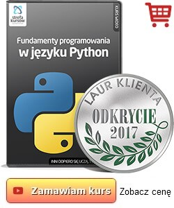 Fundamenty programowania w języku Python