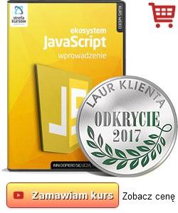 Ekosystem JavaScript - wprowadzenie