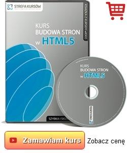 Budowa stron w HTML5