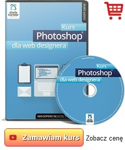 Kurs Photoshop dla web designera