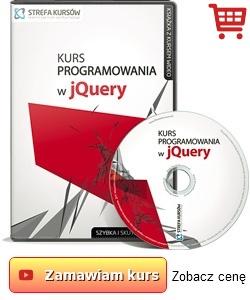 Kurs Programowania w jQuery
