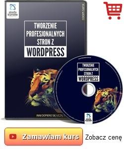 Tworzenie profesjonalnych stron z WordPress