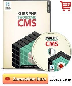 CMS na bazie PHP
