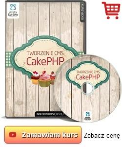 Tworzenie CMS z CakePHP